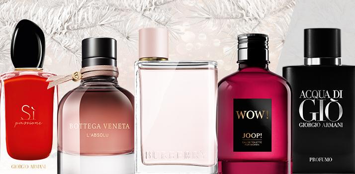 meilleurs parfums hiver