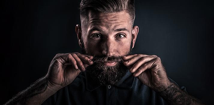 Movember ako mesiac starostlivosti o fúzy, bradu a zdravie