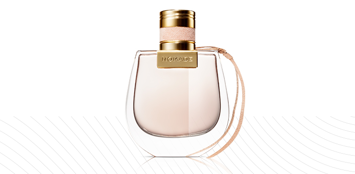 43d11cc9e Novo perfume para mulher Chloé Nomade  cheio de aventura