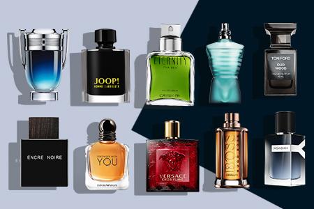 The best men's fragrances: the top 10 men's aftershaves