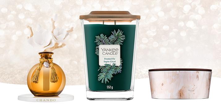 parfums d'intérieur pour noël