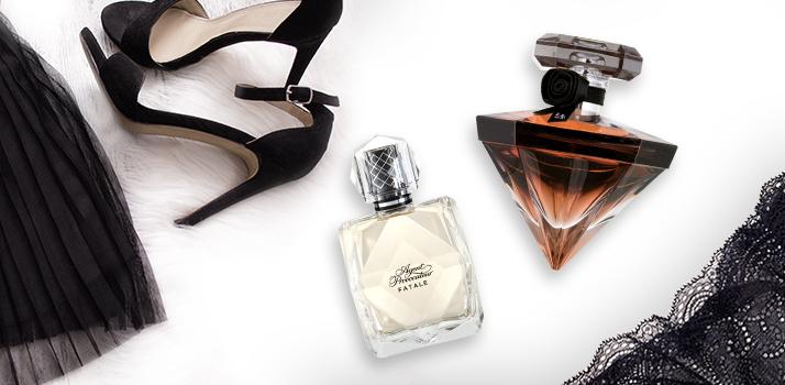 parfums pour les soirées