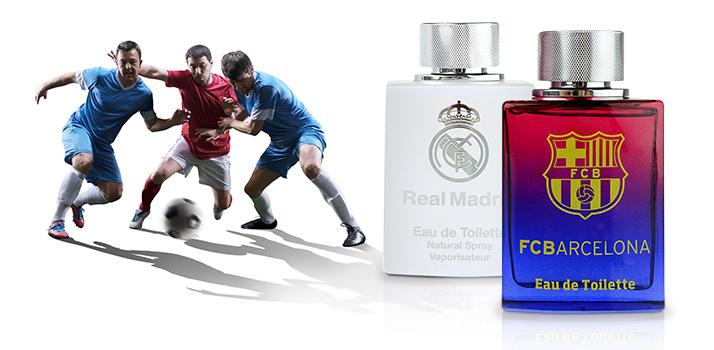 parfumuri cu tematica de fotbal