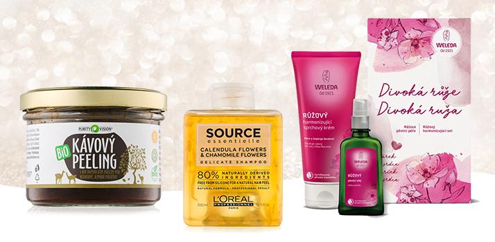 prírodná kozmetika ako skvelý vianočný darček