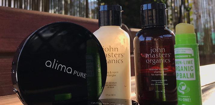 přírodní kosmetika Alima Pure