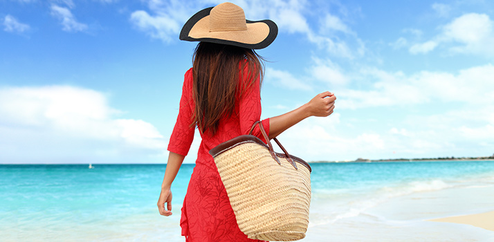 indispensables sac de plage
