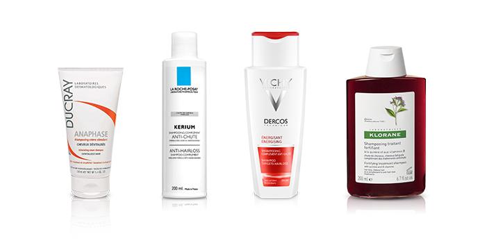 šampóny proti vypadávaniu vlasov