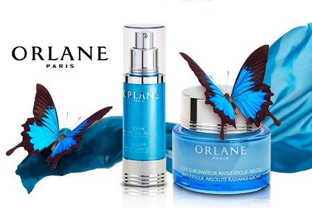 luksuzna kozmetika Orlane