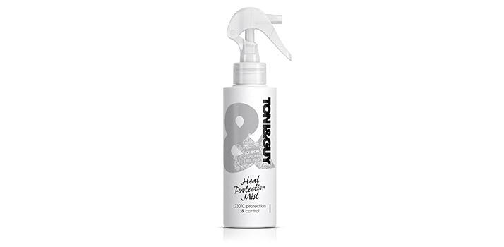 TONI&GUY Prep hővédő spray hőhatásnak kitett hajra