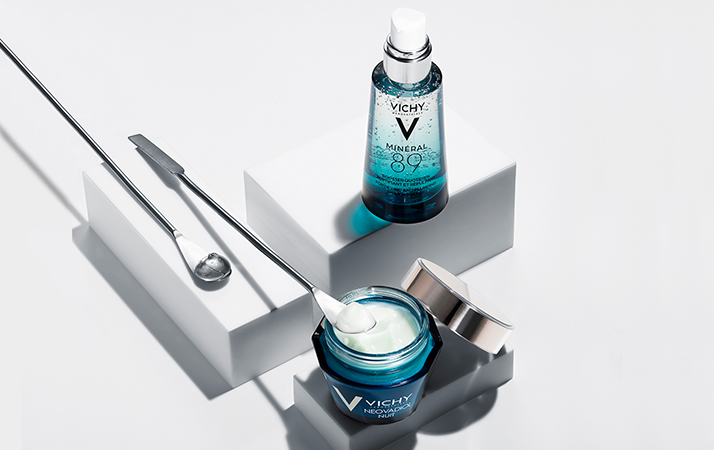 vichy booster