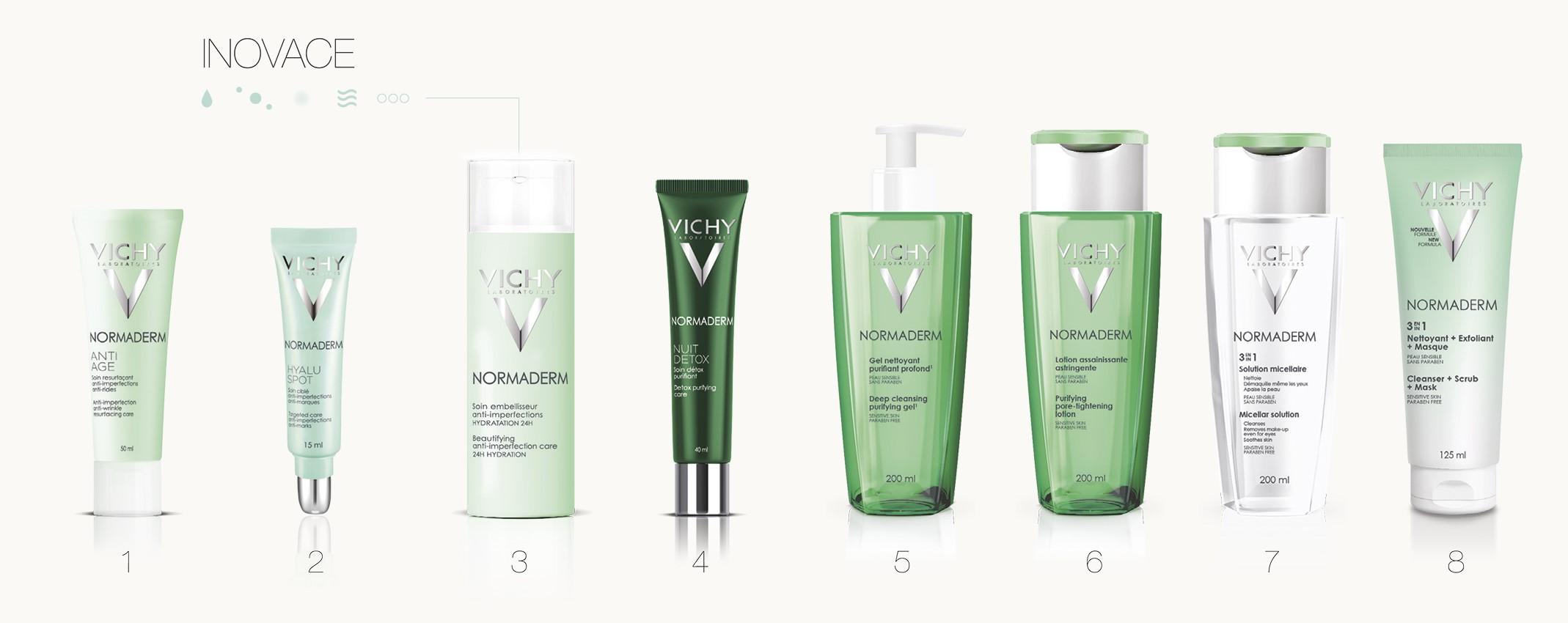 Vichy, normaderm, Kosmetik