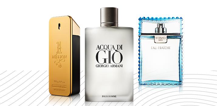 najpríťažlivejšie parfémy pre mužov
