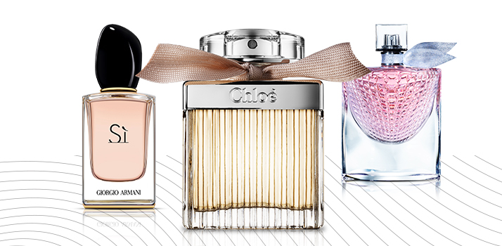 najpríťažlivejšie parfémy pre ženy