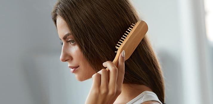 zdravé a silné vlasy