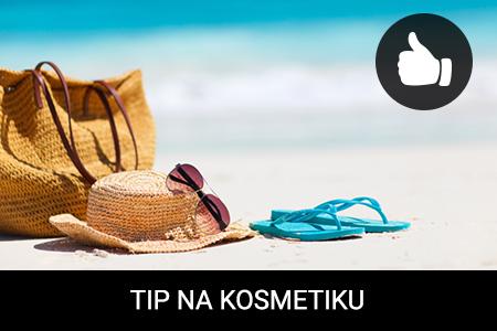 4 kosmetické výrobky, které nesmí chybět ve vaší plážové tašce!