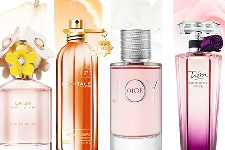 top perfumy