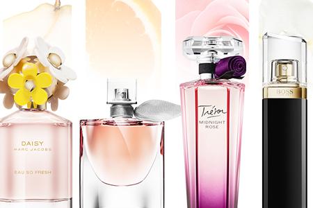 Les ingrédients de parfums les plus populaires