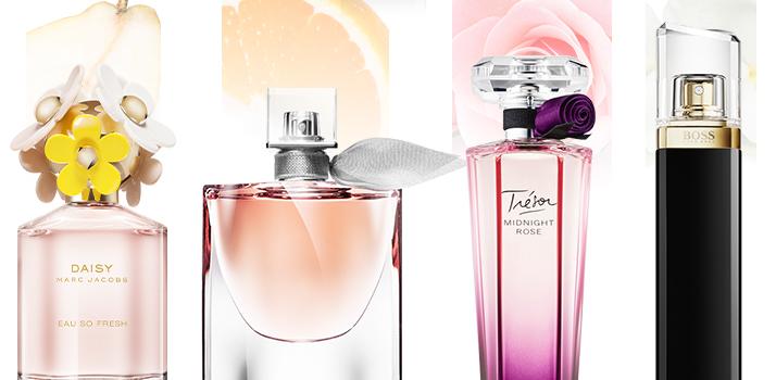 ingrédients populaires parfum