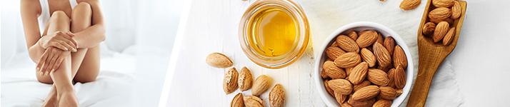 huiles végétales pour le corps peau sèche, huile cicatrisante, huile de ricin, huile de café vert