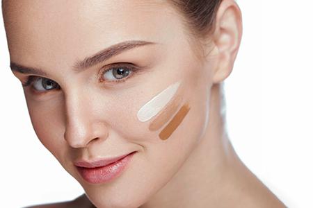 Οδηγός make-up: Πώς να επιλέξετε τη σωστή απόχρωση make-up