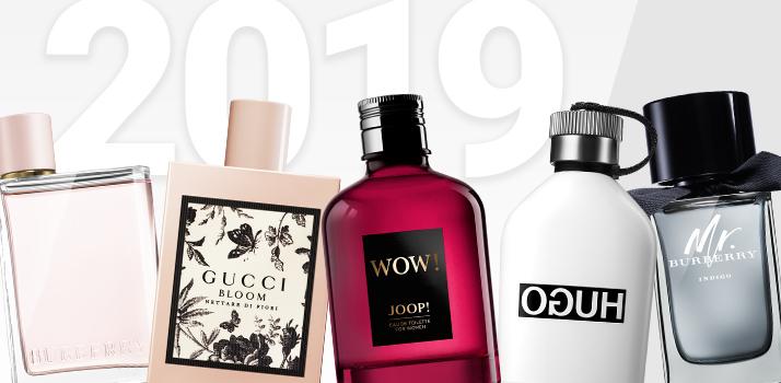 Los mejores perfumes para 2019