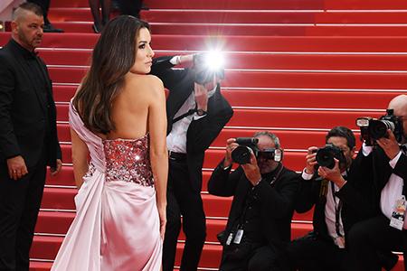 Maquillage de star inspiré du festival de Cannes 2019