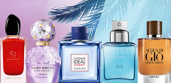 Cele mai bune parfumuri de vară