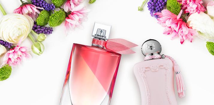 parfum frais parfum floral printemps 2019
