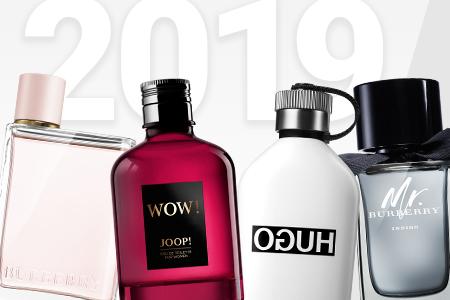 Los mejores perfumes para el año 2019