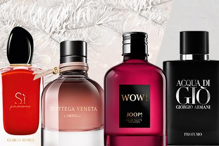 Los mejores perfumes para el invierno 2018/2019