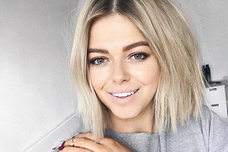 Alex Fráňová a její must-have v péči o blond vlasy