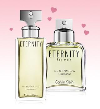 Двойка парфюми за него и за нея