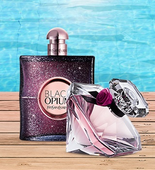 Parfums en solde