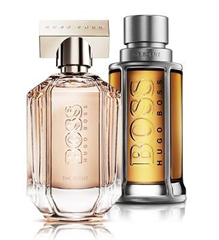 Perechea de parfum pentru ea și pentru el