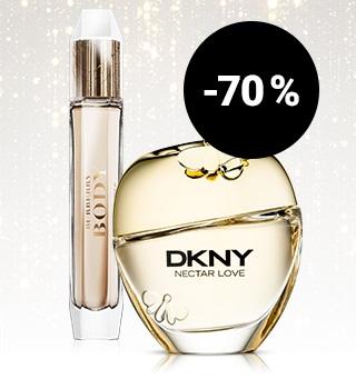 perfumy w promocji noworoczne
