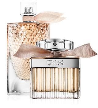 Najlepšie dámske parfémy