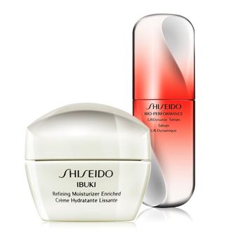 Arcápolás Shiseido