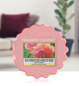 Scented wax melts Yankee Candle