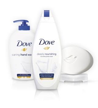 Dove sprchový gel