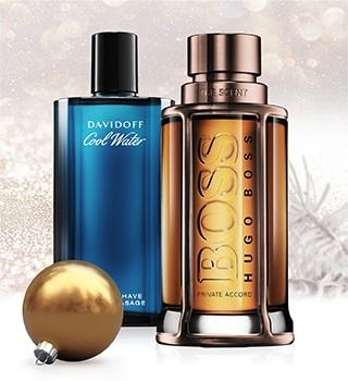 Mannen parfum