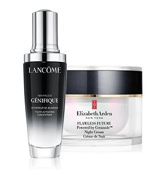 Luxus Kosmetik für Gesicht
