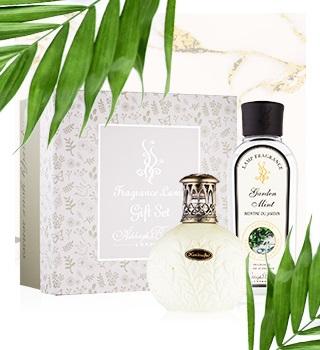 Coffrets cadeaux parfums d'intérieur