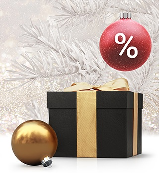 Christmas gifts in Promotion