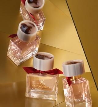Burberry parfémy v limitované edici