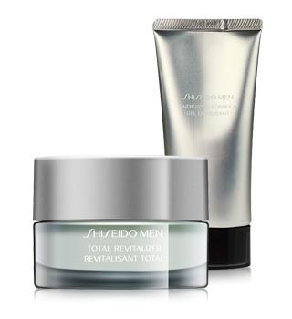 Shiseido cosméticos homem