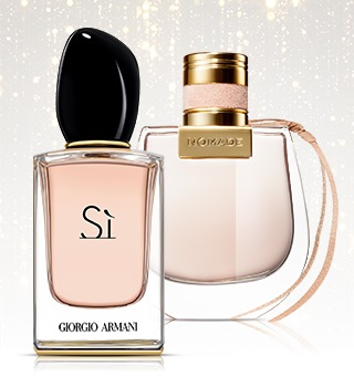novoroční slevy na nejlepší parfémy