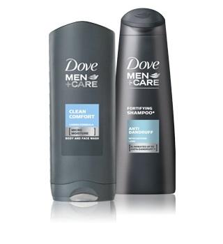 Dove sprchový gel pro muže