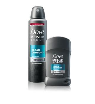 Dove antiperspirant pro muže