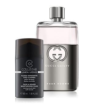 Luxus Kosmetik für Männer