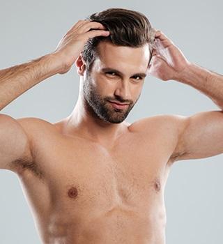 Γαμπριάτικη περιποίηση μαλλιών